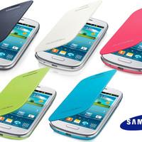 harga Flip Cover Samsung I8190 Galaxy S3 Mini 100% Original Tokopedia.com