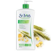 St. Ives Body Lotion Daily Hydrating Vitamin E Original USA - 621 ML
