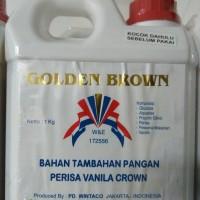 Golden Brown Perisa Vanila Crown 1kg