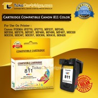 Cartridge tinta Canon CL 811 cl811, Canon IP2770 MP237 MP245 MP258 MP