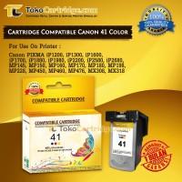 Cartridge Compatible Canon CL41 CL 41 CL-41 Color IP1980 IP1880 MP198