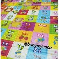 PARKLON Korea PE play mat alas bermain tikar karpet lipat anak bayi