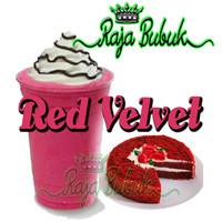 Jual Bubuk Minuman Bubble Drink 1kg Red Velvet