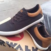harga Asli AIRWALK HELMER BROWN - sepatu pria casual sneakers SIZE 41 42 Tokopedia.com