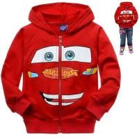 Jaket Anak McQueen Red Jaket Anak Unik3