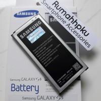 Baterai batre samsung galaxy S5 Original support NFC