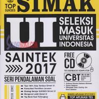 SIMAK UI SAINTEK 2017: TOP SUKSES