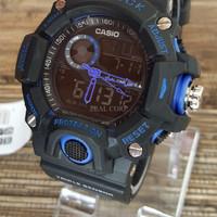 Casio G-Shock Rangeman List Biru