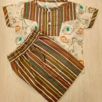 Piyama/baju tidur/baju main/setelan