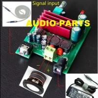 MDL-049 TPA3116D2 100W Subwoofer Digital Power Amplifier Board NE5532