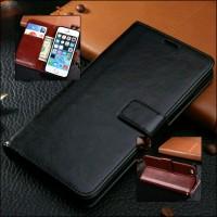Jual LEATHER FLIP WALLET Casing iPhone 7 7Plus 6 6s 6 Plus 5 5s SE Case Murah