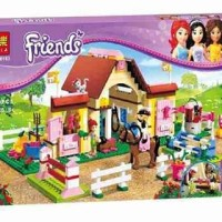 lego block Friends heartlake stable farm 400 pc 10163 Termurah