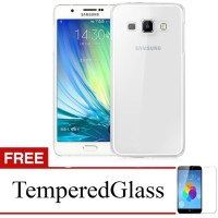 Case for Samsung Galaxy J2 Prime - Clear + Gratis Tempered Glass - Ult