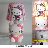 PROMOlSPECIALl LAMPU HELLO KITTY / LAMPU DORAEMON / LAMPU TIDUR 033 (T