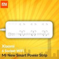 XIAOMI Mi New Smart Power Strip 6 Sockets Wifi