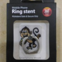 iring holder handfone/cincin hp/stand ring hp&tablet/baby monkey