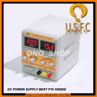 Power Supply DC Best PS-1502DD 0-15V 0-2A Jaminan Mutu