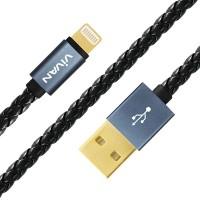 Kabel Data Vivan PL100 Apple IPhone 5/6 IPad Mini Lightning PL100 USB
