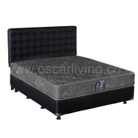 Central Grand Deluxe Star Grey Bianca 200 X 200 (Full Set)