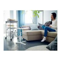 IKEA SVARTASEN Stand Laptop - Putih