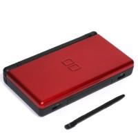 Nds Lite Nintendo Ds Lite + Mc 4gb Merah