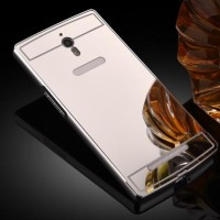 Mirror Hard Case Casing Oppo Find 7 Seven Cover Kaca [Best Seller]