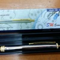 Lancing Device / Pen Bekam Stainless Auto Klik Sammora SM 258