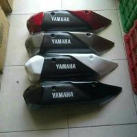 Pelindung Knalpot Yamaha NMAX / Cover Knalpot NMAX