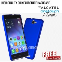 Hardcase ALCATEL One Touch FLASH : High Quality HARDCASE ( + FREE SP