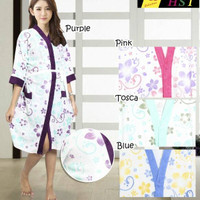 Jual SALE Kimono Handuk Ibu special Batik (Hut RI 71 ^_^) merdeka!! Murah
