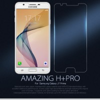 Tempered Glass Nillkin Samsung Galaxy J7 Prime Amazing H+ Pro