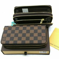 Dompet LOUIS VUITTON Book Double Zipp LV078 (02