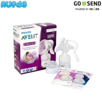 Philips Avent Manual Breast Pump Natural Comfort (Pompa ASI)