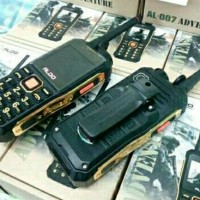 ALDO AL-007 HP + HT ( HANDY TALKY) + BISA POWERBANK