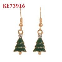 KE73916 Anting Natal - Pohon Natal