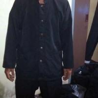 Setelan Baju Pangsi sunda dan iket kepala .
