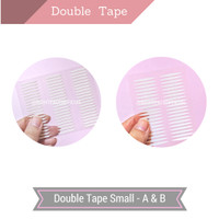 Double Tape size S [Selotip mata/Scot mata/invisible double eyelid]