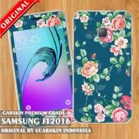 Original Garskin/ Skin Samsung J1 6 2016 - Flowers