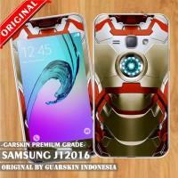 Original Garskin/ Skin Samsung J1 6 2016 - Ironman Case