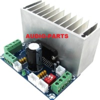 MDL-054A TDA7388 4 X 41 W Quad Audio Power Amplifier Board