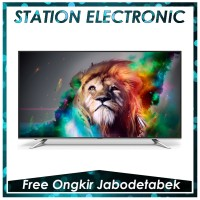 "Changhong Smart LED TV 40"" 40D3000i Android Kitkat - Hitam"