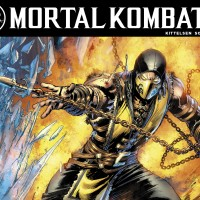 eBook Komik Mortal Kombat X FULL Bhs Inggris Digital Copy + LEGACY