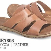Sandal Casual Pria /Kulit | Mocca
