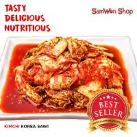 Jual KIMCHI SAWI FRESH 500GR SAMWON Makanan Korea Murah