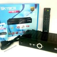 harga receiver skybox a1 + wifi dongle skybox Tokopedia.com