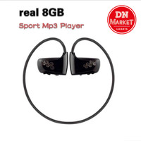 Sony Walkman Sports MP3 Nwz-W262 - 8Gb - Warna Hitam