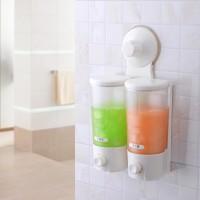 Soap Shampoo Crystal Dispenser / Dispenser Sabun Sampo Bening