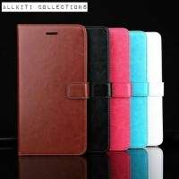 Jual Xiaomi MI MAX- Flip Cover Wallet Leather Case Casing Dompet kartu Murah