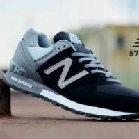 sepatu murah terbaru best seller new balance (NB) 574 pria casual