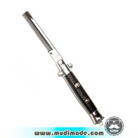 Sisir Pomade Switchblade Comb